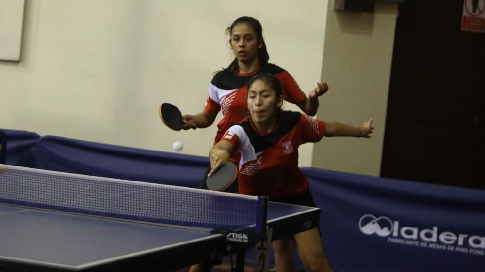 Selección femenina de tenis mesa