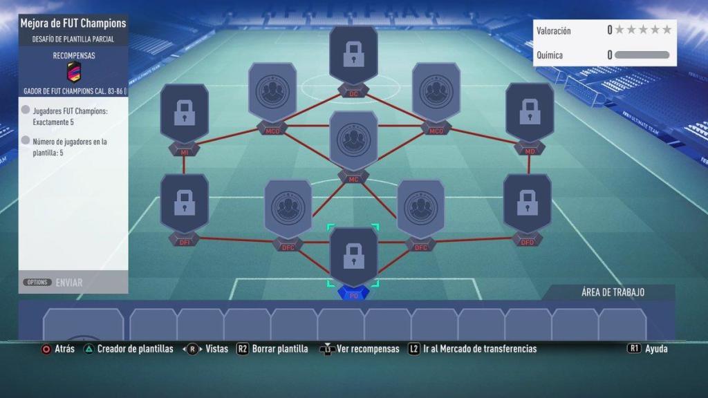 Nuevas mejoras de FUT Champions en el FIFA 19 [FOTOS]