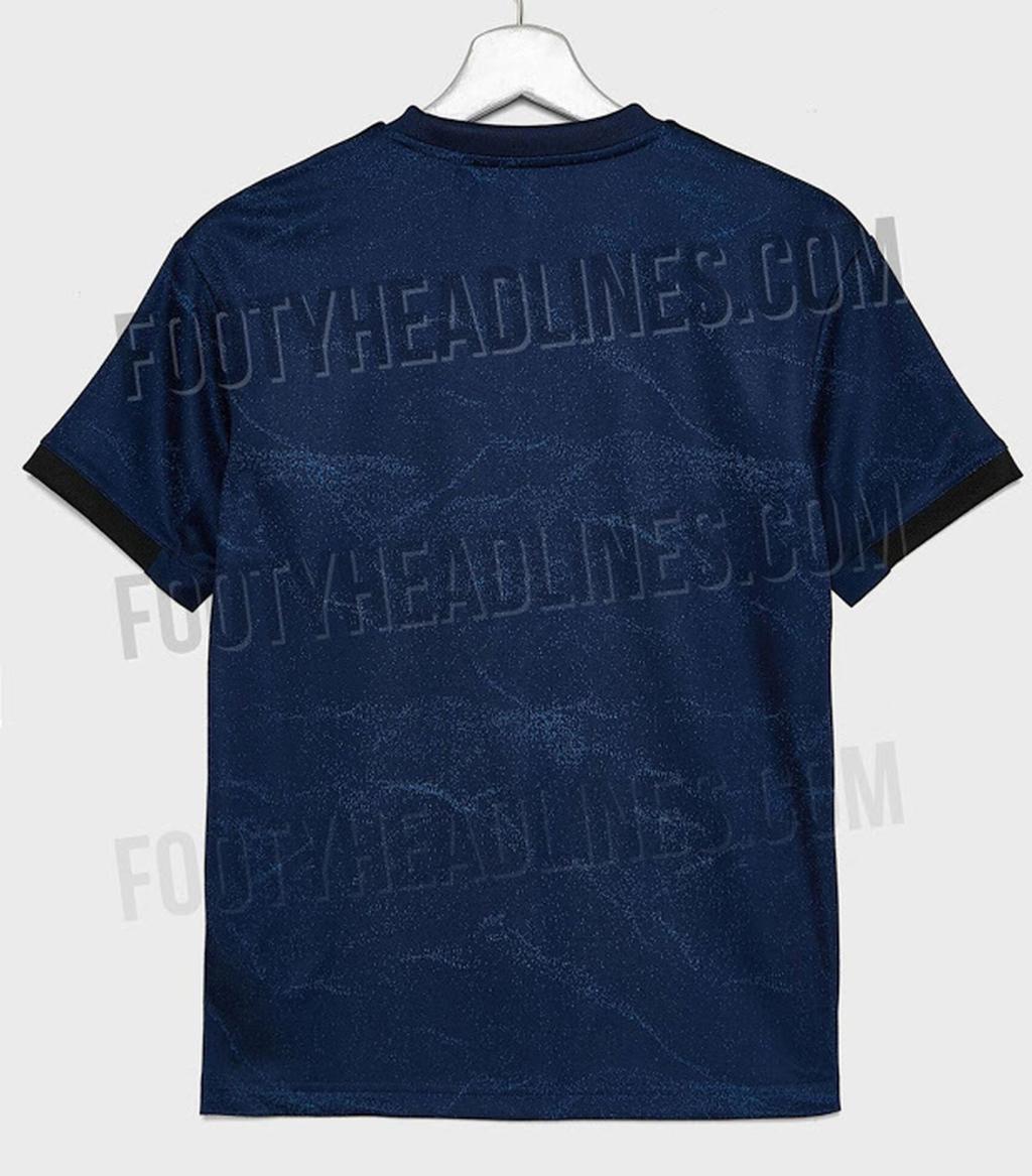 Real Madrid: Se filtró la nueva camiseta alterna del club blanco para la siguiente temporada ...