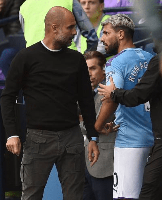 YouTube Manchester City Vs Tottenham EN VIVO: Sergio