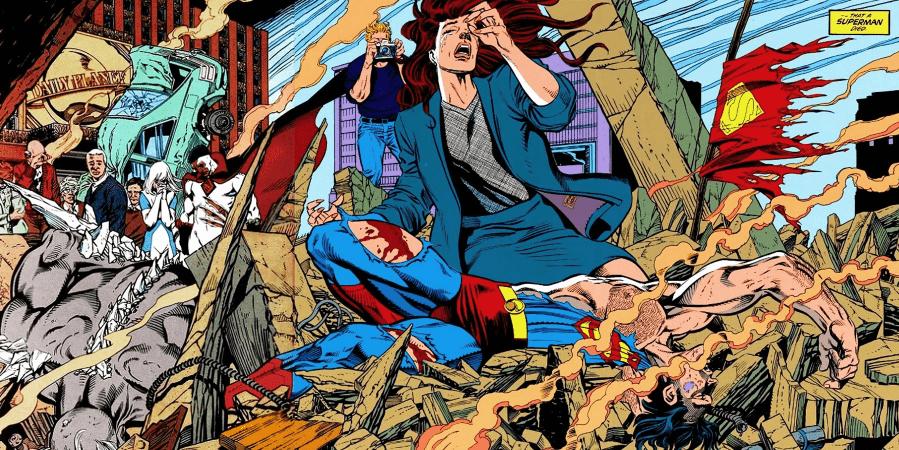 MUERE SUPERMAN Crisis en Tierras Infinitas tráiler Flash Arrow Supergirl Black Lightning YouTube arrowverso