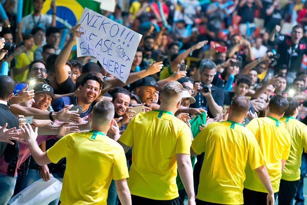 Resultado de imagen para csgo major brasil
