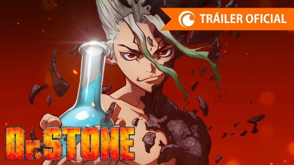 Dr. Stone Dr.Stone anime temporada 2 stone wars tráiler doctor stone