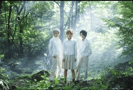 The Promised Neverland Live Action anime manga