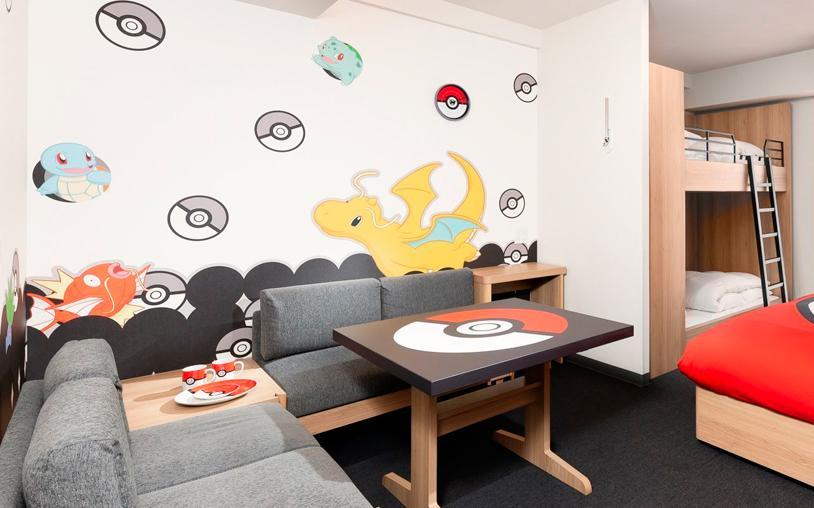 Pokémon Pokémon ROOM en Japón