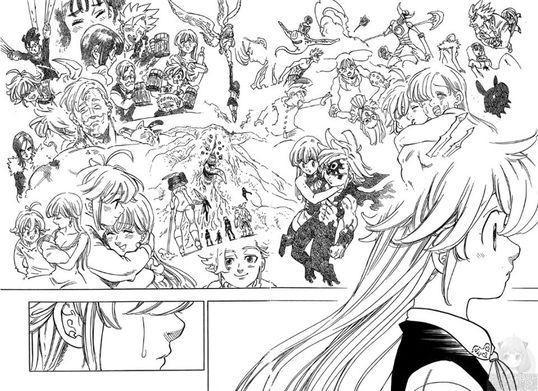 Nanatsu no Taizai Manga 346 Ultimo Episodio Online ...
