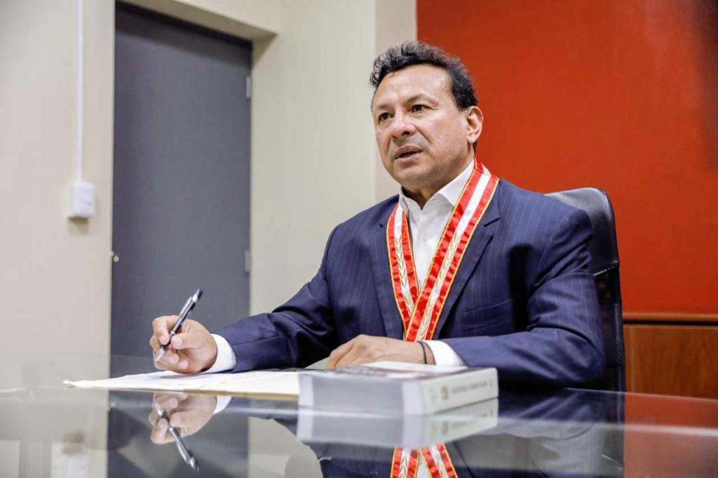 IPD Escudero Vigil ganó elecciones tribunal del deporte Más Deportes Perú Instituto Peruano del Deporte