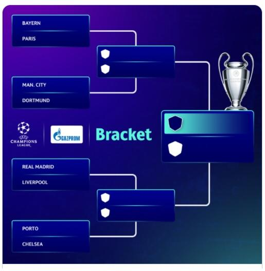 Ver Sorteo Champions League 2021 EN VIVO ONLINE GRATIS ...